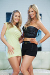 Nicole Aniston & Whitney Marie