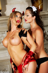 Destiny Dixon & Samantha Saint in Creative Competitor