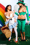 Amy Ried & Lana Lopez